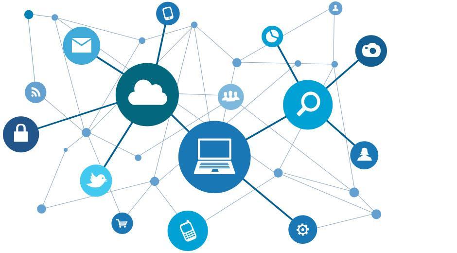 Pflege und Ausbau der IT-Infrastruktur