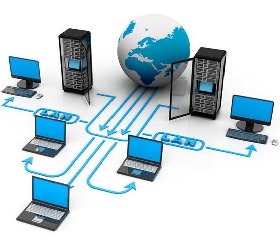 Server, Notebooks und PCs
