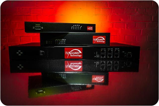 TUXGUARD Business Firewall Appliances